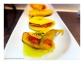 Mango, chorizo y tonica