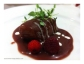 Solomillo con salsa de frutos rojos
