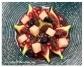 Frutas infusionadas